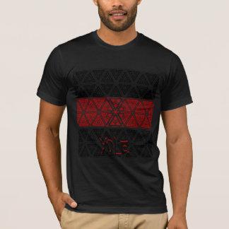 T-shirt GRAV-CUBE GOTH. YOLE.Desings