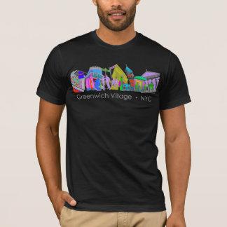T-shirt Greenwich Village