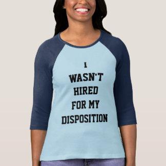 T-shirt Greg Lloyd des femmes de chemise de base-ball