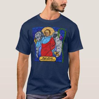 T-shirt Gregor Mendel - verre souillé
