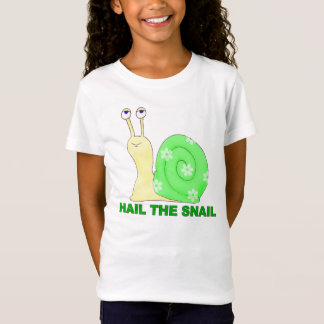 T-Shirt Grêlez l'escargot