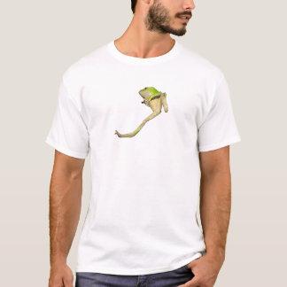 T-shirt Grenouille d'arbre cireuse géante s'élevante de