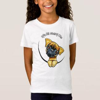 T-Shirt Griffon lisse IAAM de Bruxelles