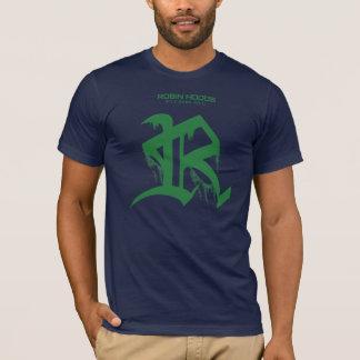 T-shirt Gril sauvage de jeu de capots de Robin