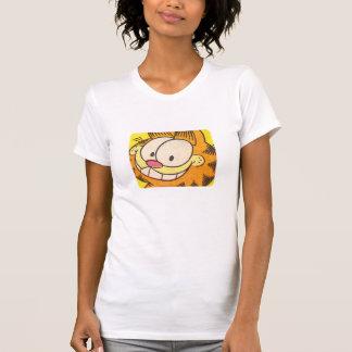 T-shirt Grimace de Garfield, la chemise des femmes