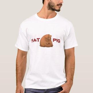 T-shirt Grosse chemise de porc