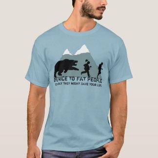 T-shirt Grosse plaisanterie offensive