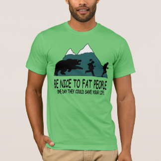 T-shirt Grosse plaisanterie très drôle