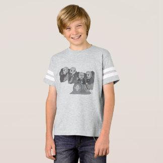 T-shirt Groupe de rock de Rushmore