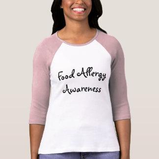 T-shirt Groupe de soutien d'allergie alimentaire de