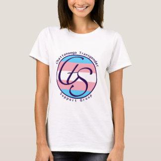 T-shirt Groupe de soutien de transsexuel de Chattanooga