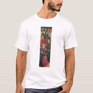 T-shirt Groupe des chevaliers