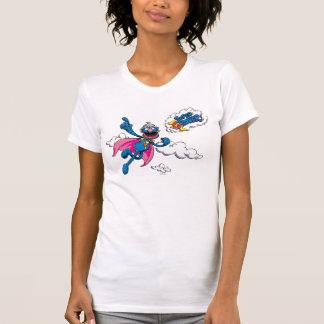 T-shirt Grover superbe vintage