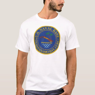 T-shirt Guantanamo Bay, Cuba