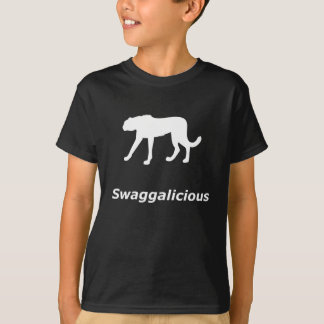 T-shirt Guépard Swaggalicious