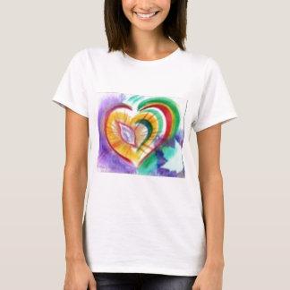 T-shirt Guérison du coeur