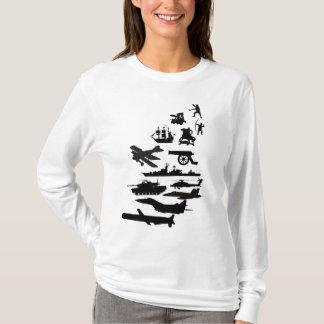 T-shirt Guerre