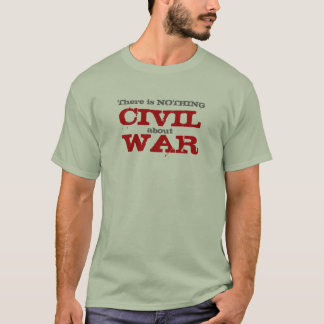 T-shirt Guerre civile