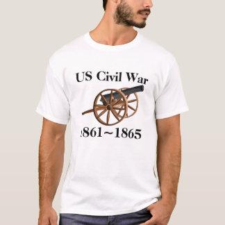 T-shirt guerre civile de canon