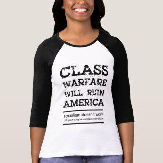 T-shirt Guerre de classe