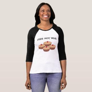 T-shirt Guerre de tartes pas
