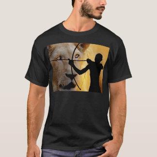 T-shirt Guerrier africain antique