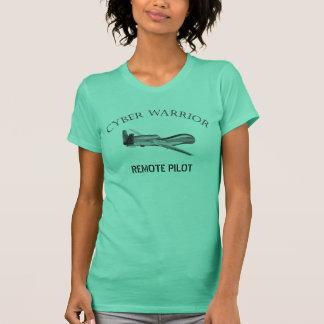T-shirt Guerrier de Cyber - bourdon