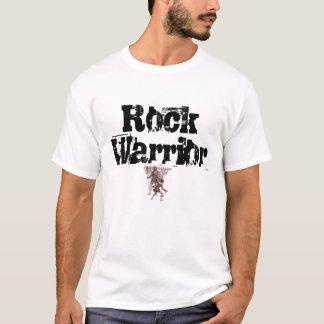 T-shirt Guerrier de roche (tenez la pièce en t)