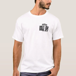 T-shirt Guerrier d'Ephesians VI (Bible-Ops chrétienne)