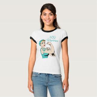 T-shirt Guerrier fort de MG de séjour