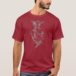 T-shirt guerrier mythologique