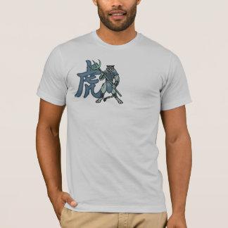 T-shirt Guerriers de zodiaque : L'année du tigre,