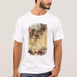 T-shirt Guillaume De Clermont défendant Ptolemais