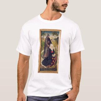 T-shirt Guillemette de Montagu avec le saint Guillaume