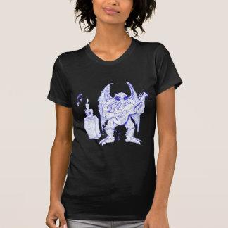T-shirt Guitare de Cthulhu