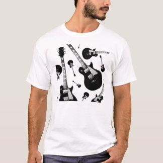 T-shirt Guitare électrique