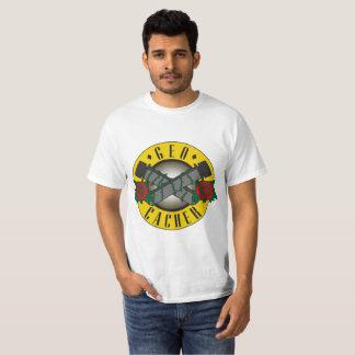 T-shirt Gun ` s n Cacher