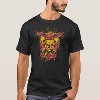 T-shirt Guns Skull