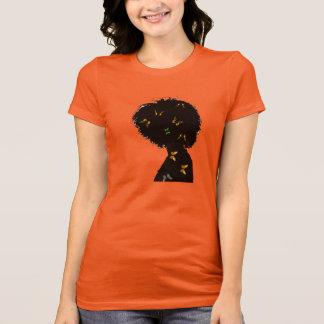 T-shirt GurlButtahfly