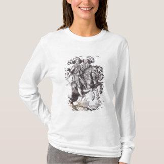 T-shirt Gustavus Adolphus II et Gustavus Adolphus IV