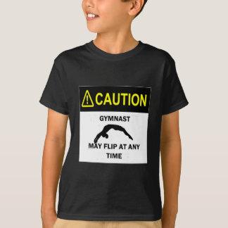 T-shirt Gymnaste de précaution