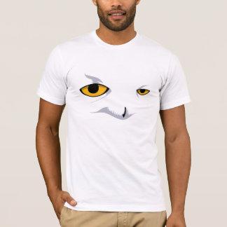 T-shirt Habillement américain de HIBOU de MILOU (adapté)