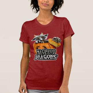 T-shirt Habillement américain T, canneberge de dragon de