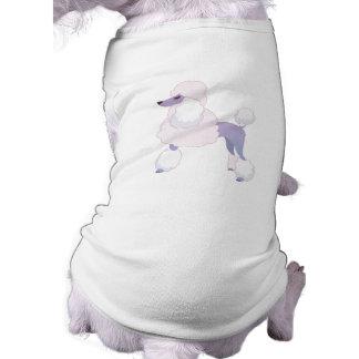 T-shirt habillement de chien - caniche