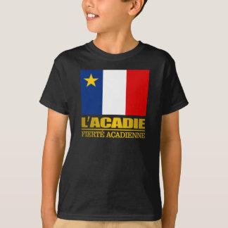 T-shirt Habillement de L'Acadie