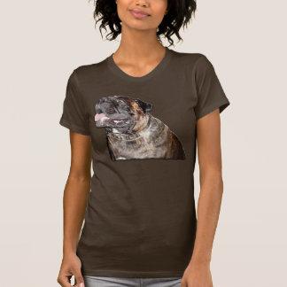 T-shirt Habillement de mastiff pour des femmes