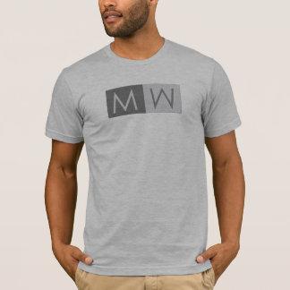 T-shirt Habillement de Mathias - noir de Flipover