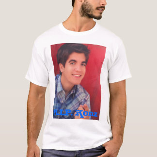 T-shirt Habillement de RIPKonzV - rouge, blanc et bleu