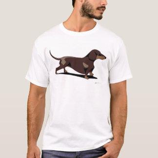 T-shirt Habillement de teckel de Dachsmania