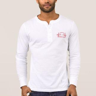 T-shirt Habillement fait sur commande de nom et de